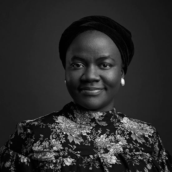 Tinu Oyenola Headshot